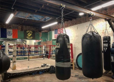 Some of the Tools of the Boxing Trade